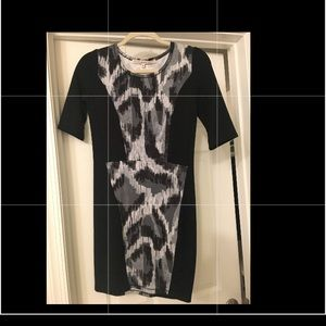 Rachel Roy 3/4 Sleeve Dress